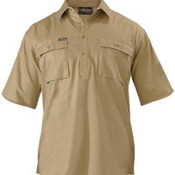 Closed Front Drill Shirt BSC1433