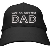 Father's Day Gift - Heavy Brushed Cotton Cap