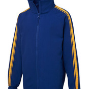 Pdm Dual Stripe Warm Up Jacke