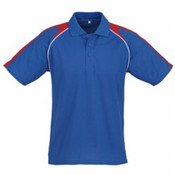 TRITON SHORT POLO P225MS