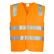 Flouro Vest Day/Night wear ZV999