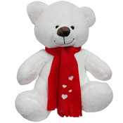 Teddy Bear - Personalised Scarf