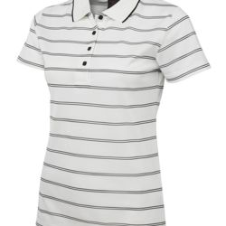 Podium Ladies Alt Stripe Polo Thumbnail