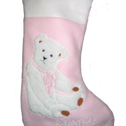 Baby's First Christmas Stocking Thumbnail