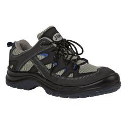 JB's Safety Sport Shoe Black/Royal 6 Thumbnail