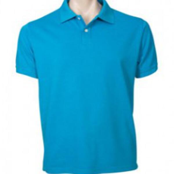 Mens Slim Fit Polo Sydney Embroidery Custom T Shirt Printing