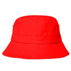 Brushed Sports Twill Childs Bucket Hat Thumbnail