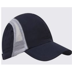 Sports Cap with Reflective Trim Thumbnail