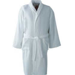 Bathrobe Terry Towelling Thumbnail