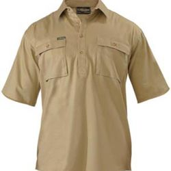 Closed Front Drill Shirt BSC1433 Thumbnail