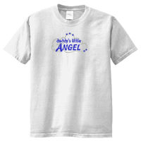 Daddy's angel - Kids Tee Thumbnail
