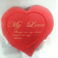 Personalised Valentines Cushion Thumbnail