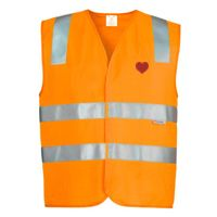 Flouro Vest Day/Night wear ZV999 Thumbnail